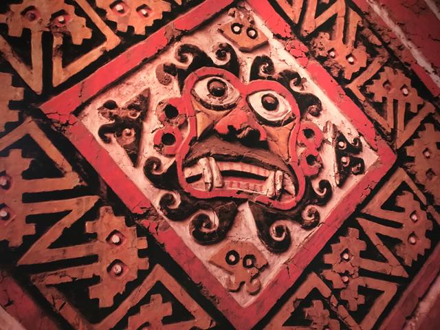 アンデス壁画